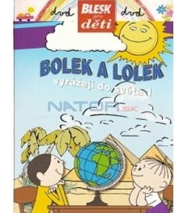 Bolek a Lolek vyrážejí do světa 1(Bolek a Lolek wyruszaja w swiat 1) DVD