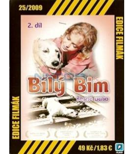 Bílý Bim, černé ucho 2. díl (Belyj Bim - Čornoje ucho) DVD