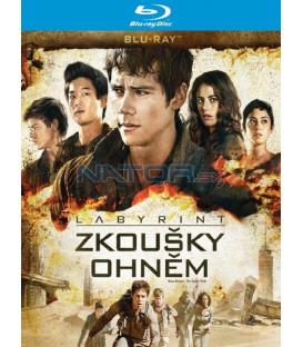 LABYRINT: ZKOUŠKY OHNĚM (Maze Runner: Scorch Trials)  Blu-ray
