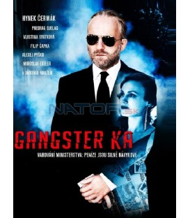 GANGSTER KA - Blu-ray STEELBOOK