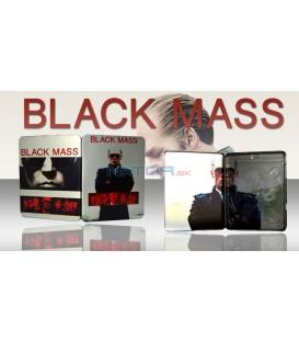 Black Mass: Špinavá hra (Black Mass) Blu-ray STEELBOOK