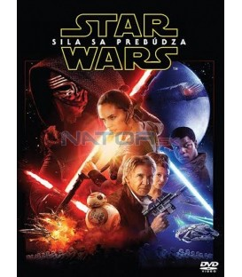 STAR WARS: SÍLA SE PROBOUZÍ (Star Wars: Episode VII - The Force Awakens) DVD