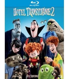 HOTEL TRANSYLVÁNIE 2 (Hotel Transylvania 2) Blu-ray 2D