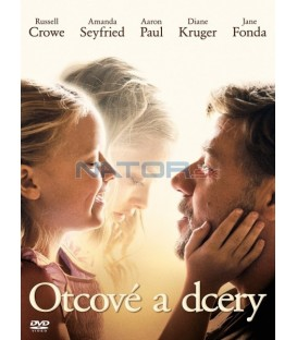 Otcové a dcery (Fathers and Daughters) DVD