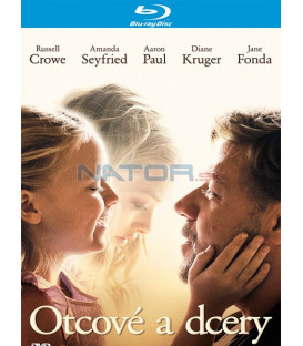 Otcové a dcery (Fathers and Daughters) Blu-ray