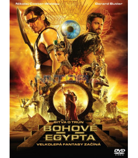 BOHOVÉ EGYPTA (Gods of Egypt) DVD