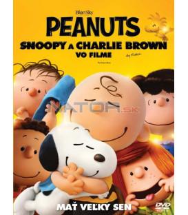 Snoopy a Charlie Brown. Peanuts ve filmu (Snoopy and Charlie Brown: A Peanuts Movie) DVD
