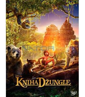 KNIHA DŽUNGLÍ (The Jungle Book) 2016 DVD