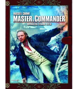 Master & Commander: Odvrácená strana světa (Master and Commander: The Far Side of the World) Knižní edice DVD
