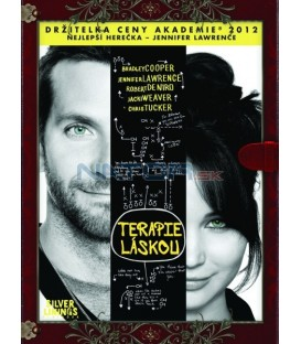 TERAPIE LÁSKOU (Silver Linings Playbook) Knižní edice DVD