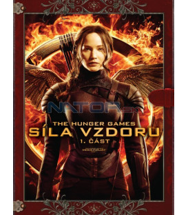 HUNGER Games: Síla vzdoru 1. část (Drozdajka 1) (The HUNGER Games: Mockingjay - Part 1) Knižní edice DVD
