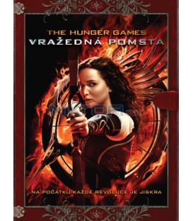 Hunger Games: Vražedná pomsta (Skúška ohňom) (The Hunger Games: Catching Fire) Knižní edice DVD