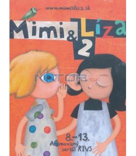Mimi a Líza 2 SK dabing  DVD
