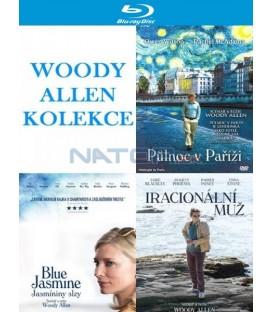 Kolekce 3x Woody Allen  Blu-ray