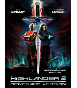 Highlander 2 - Renegade Version (Highlander 2 - Renegade Version) DVD