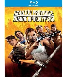 Skautův průvodce zombie apokalypsou (Scouts Guide to the Zombie Apocalypse) Blu-ray