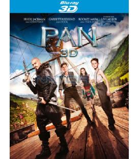 Pan (Pan) 2015 Blu-ray 2BD (3D+2D)