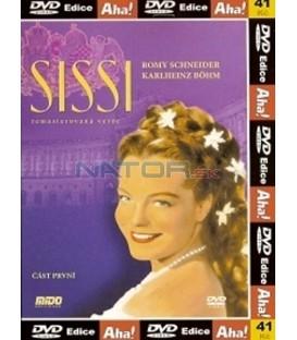 Sissi 1 - Osudová léta císařovny DVD