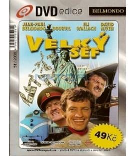 Velký šéf (Le Cerveau) DVD
