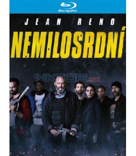 Nemilosrdní (Antigang) Blu-ray
