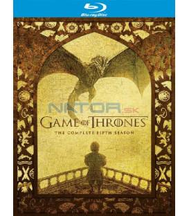 Hra o trůny 5. série (Game of Thrones Season 5) Blu-ray (4 X BD)