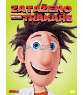 Oblačno, miestami fašírky SK/CZ dabing  (Cloudy with a Chance of Meatballs) DVD Big Face