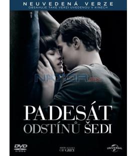 Padesát odstínů šedi (Fifty Shades of Grey) DVD ESSENCE SK