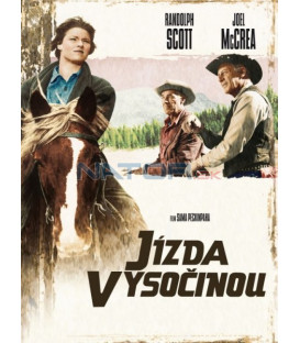 Jízda vysočinou (Ride the High Country) DVD