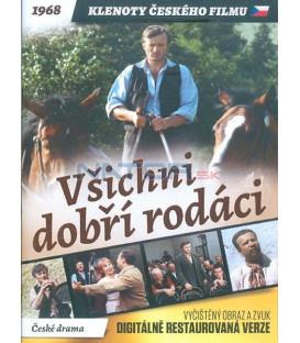 Všichni dobří rodáci (Remasterovaná verze) - DVD