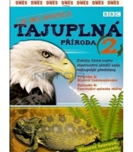 Tajuplná příroda 2 (Weird Nature: Bizarre Breeding / Fantastic Feeding) DVD