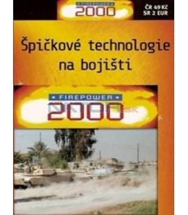 Firepower 2000 - Špičkové technologie na bojišti (Firepower: High-Tech Battlefield) DVD