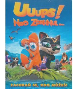 UUUPS! NOE ZDRHNUL ( Ooops! Noah is Gone...) DVD