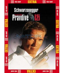 Kolekce 3 DVD Arnold Schwarzenegger - Pravdivé lži, Rudé horko, Terminátor 2