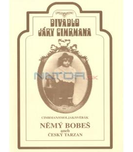 Divadlo Járy Cimrmana 7- Němý Bobeš aneb Český Tarzan DVD