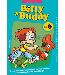 Kolekce 5 DVD Billy a Buddy 2