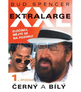 Kolekce 3 DVD Bud Spencer 1 - Extralarge DVD 1-3