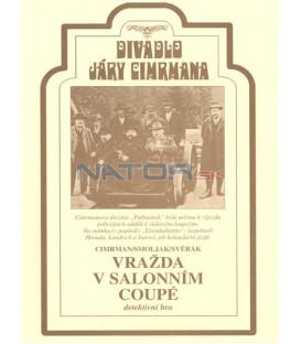 Divadlo Járy Cimrmana 6 - Vražda v salonním coupé DVD