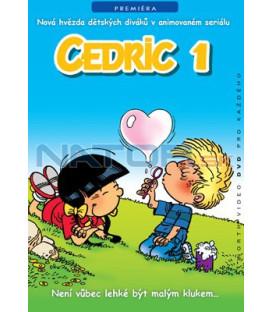 Kolekce 3 DVD Cedric 1