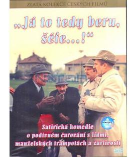 Kolekce 3 DVD Česká klasika 1 - Já to beru, šéfe, Co je doma, to se počítá, Příště budeme chytřejší, staroušku