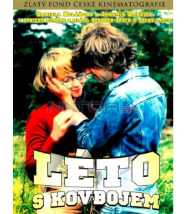 Kolekce 3 DVD Česká klasika 2 - Léto s kovbojem, Setkání v červenci, Prázdniny pro psa
