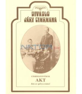 Divadlo Járy Cimrmana 5 - Akt DVD