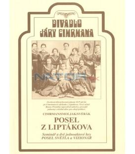 Divadlo Járy Cimrmana 4 - Posel z Liptákova DVD