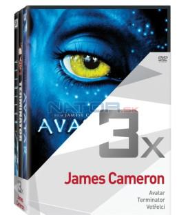 Kolekce:James Cameron (Avatar, Terminator, Vetřelci) 3DVD