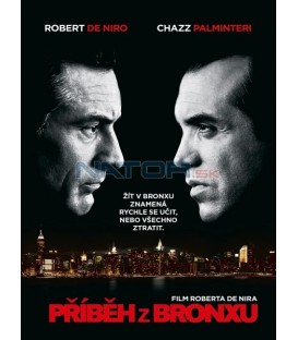 Příběh z Bronxu (A Bronx Tale) DVD