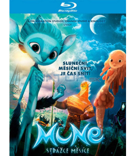 Mune - Strážce Měsíce ( Mune, le gardien de la lune) Blu-ray
