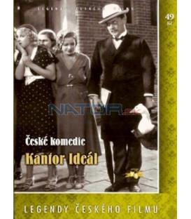 České komedie 3 - Kolekce 3 DVD - Kantor Ideál, U nás v Kocourkově, Těžký život dobrodruha