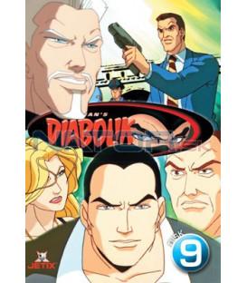 Diabolik 3 - kolekce 4 DVD