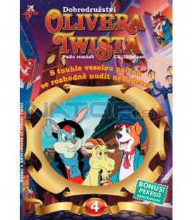 Dobrodružství Olivera Twista 2 - kolekce 3 DVD