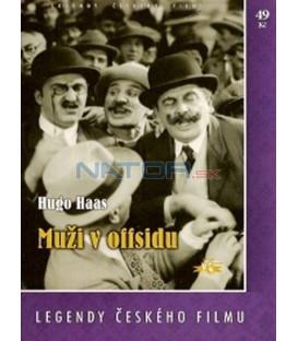 Hugo Haas 1 - kolekce 3 DVD - Muži v offsidu, Život je pes, Jedenácté přikázání