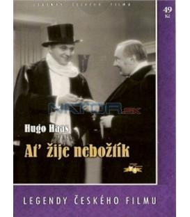 Hugo Haas 2 - kolekce 3 DVD - Ať žije nebožtík, Velbloud uchem jehly, Mravnost nade vše